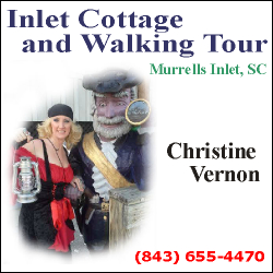 Inlet Cottage and Walking Tour